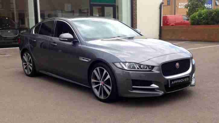 Jaguar XE. Jaguar car from United Kingdom