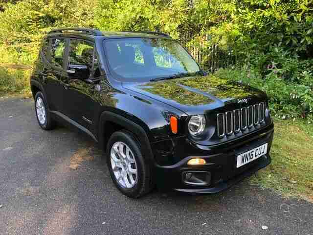 2016 Renegade 1.6 MultiJetII Longitude