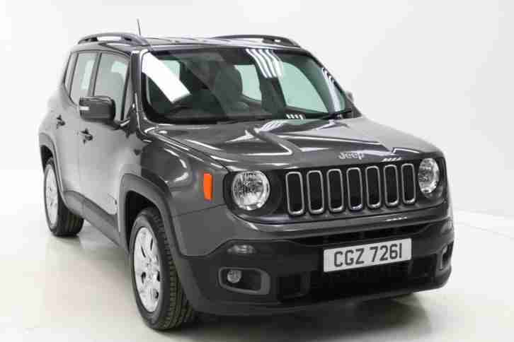 manual jeep renegade