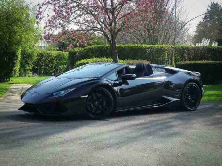 Lamborghini Huracan. Lamborghini car from United Kingdom