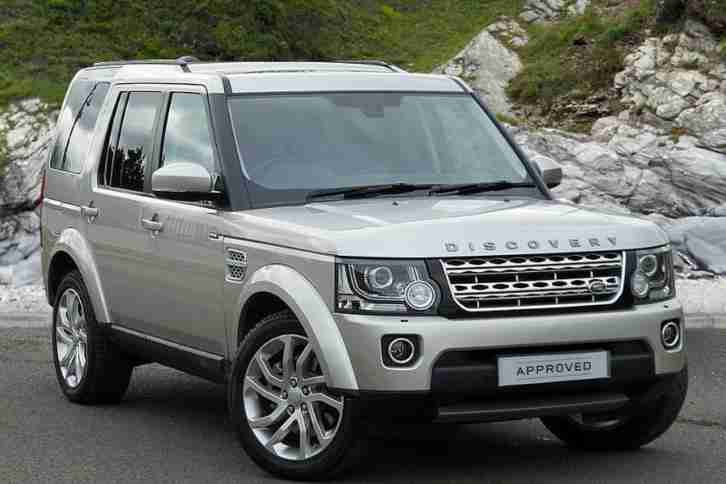 2016 Land Rover Discovery SDV6 HSE Diesel Automatic