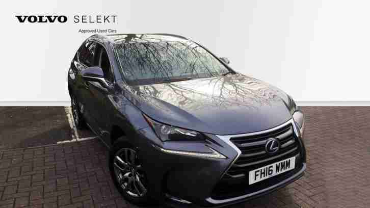2016 NX 300H LUXURY PETROL ELECTRIC
