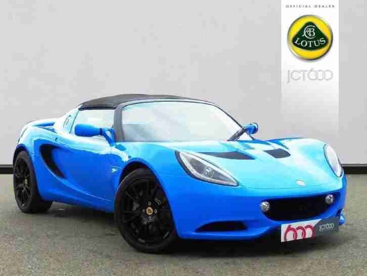 2016 Lotus Elise S TOURING Manual Convertible