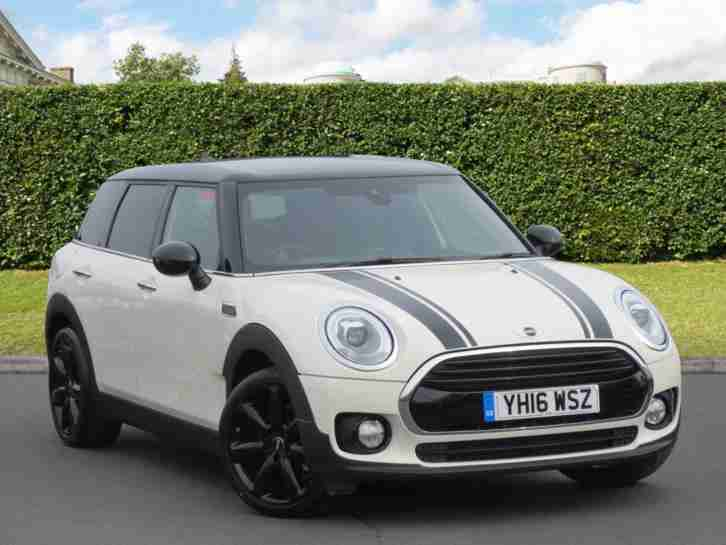2016 Clubman 1.5 Cooper 6dr Manual