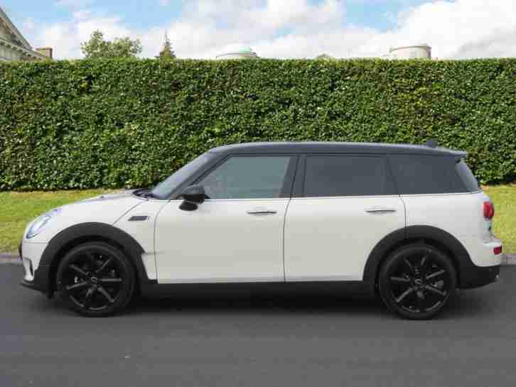 2016 MINI Clubman 1.5 Cooper 6dr Manual Estate