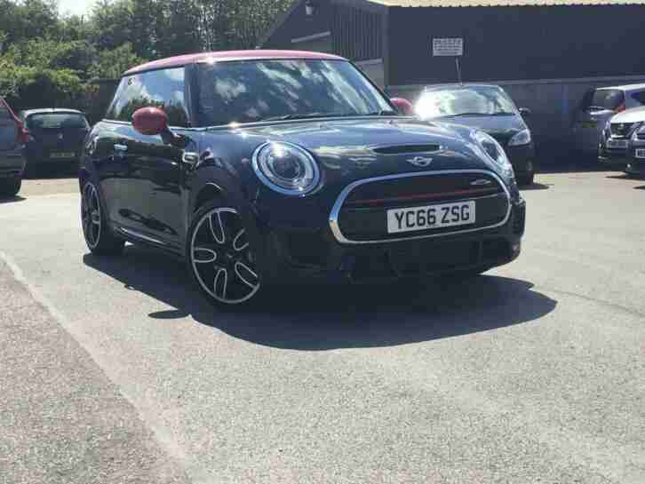 2016 Hatch John Cooper Works 3 Door