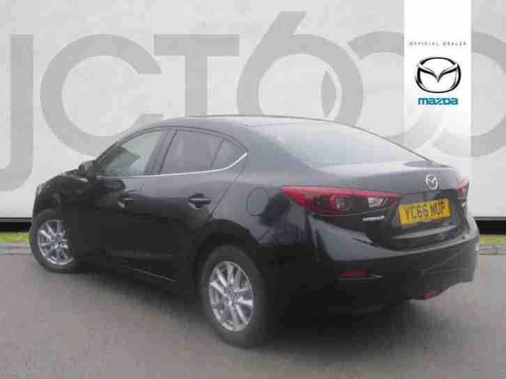 2016 Mazda 3 1.5d SE-L Nav 4dr Manual Saloon