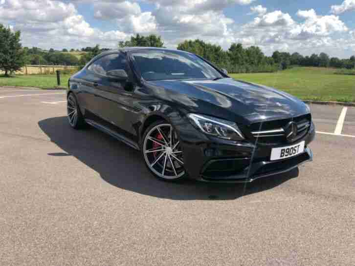 2016 Mercedes amg c63 s premier coupe tuned