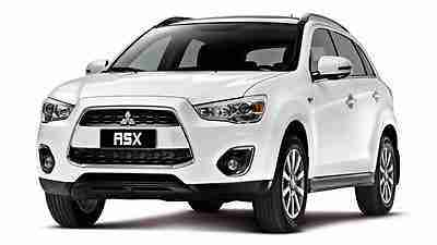 2016 ASX ZC Petrol white Manual