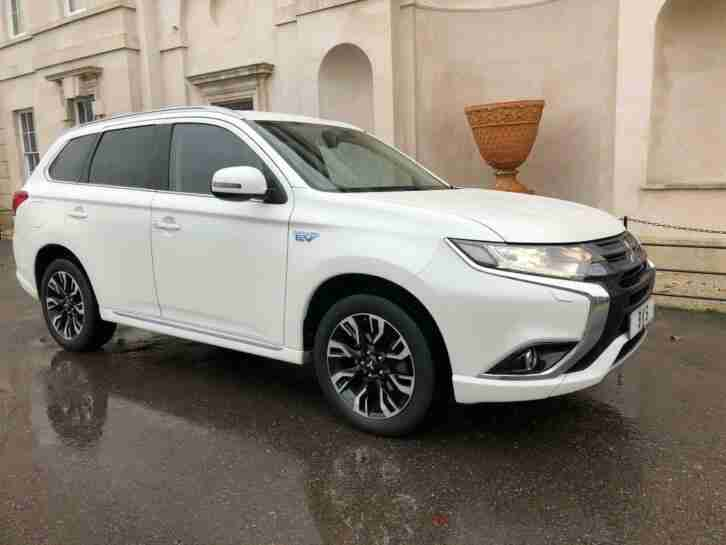 2016 Outlander PHEV GX 3H PLUS 5