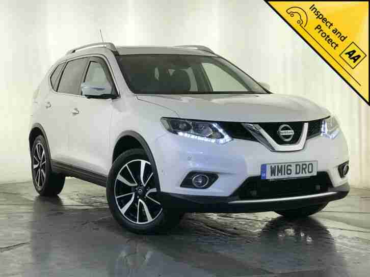 2016 X TRAIL TEKNA DCI DIESEL ESTATE 1