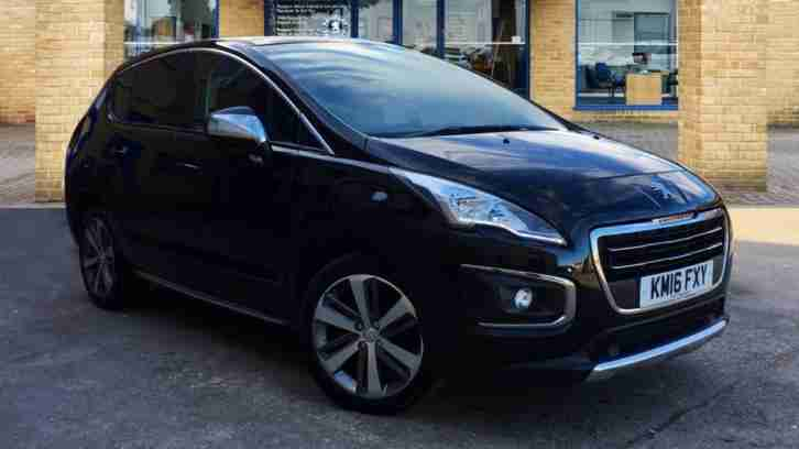 Peugeot 3008. Other car from United Kingdom
