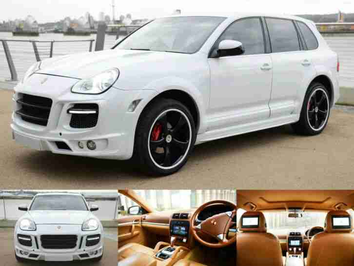 Porsche Cayenne. Porsche car from United Kingdom