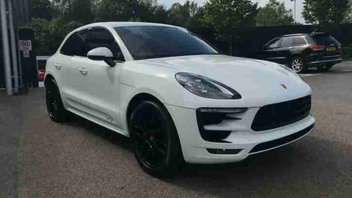 2016 Macan GTS 5dr PDK Automatic