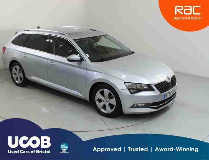 2016 SKODA SUPERB 2.0 TDI SE BUSINESS (S S) 5DR ESTATE DIESEL