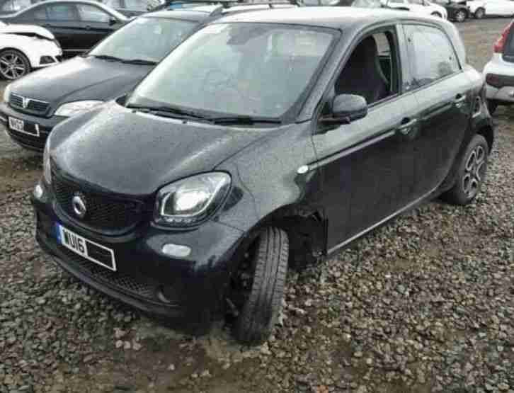 2016 FORFOUR PRIME AUTO DAMAGED SALVAGE
