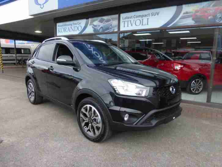 2016 KORANDO 2.2 LIMITED EDITION