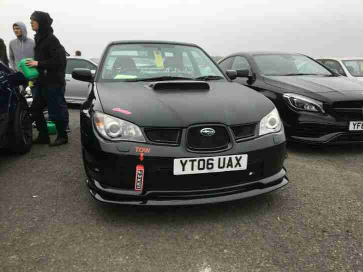 2016 WRX STI 2.5 WRX STi Type UK 4dr