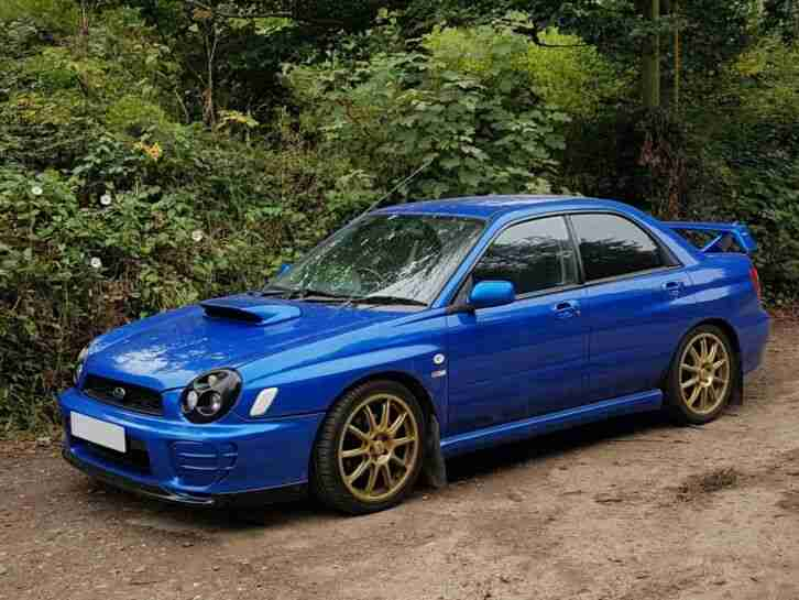 Subaru WRX. Subaru car from United Kingdom