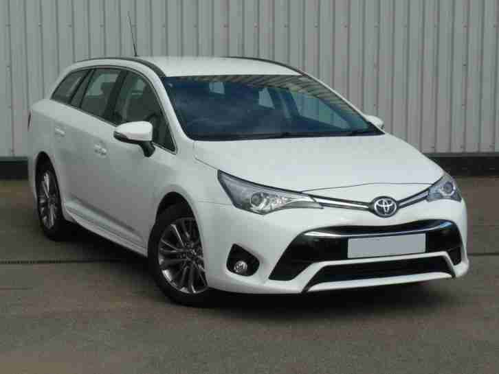 2016 AVENSIS 1.6D Business Edition