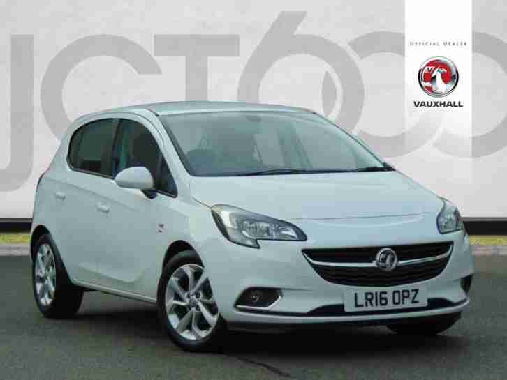 Vauxhall Corsa. Vauxhall car from United Kingdom