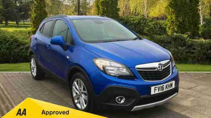 2016 Vauxhall Mokka 1.4T Exclusiv with Cruise