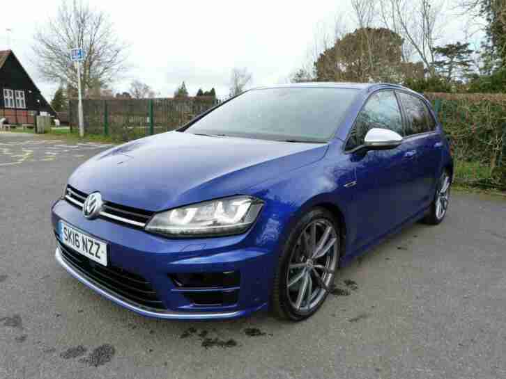2016 Golf 2.0 TSI BlueMotion Tech