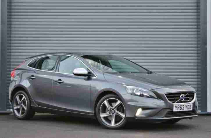 2016 V40 R Design D3 150bhp Nav Save