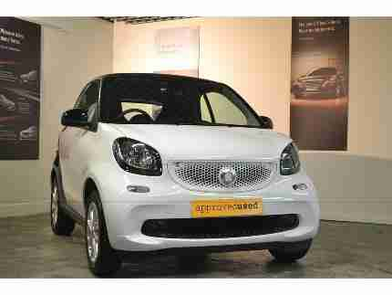 smart 2016 fortwo new passion petrol white manual car for sale rh bay2car com Used Car Owners Manuals Vehicle Manual