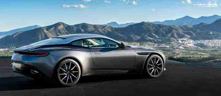 2017 17 Plate Aston Martin DB11 Launch Edition Iconic Craft 5.2 V12 2dr Coupe