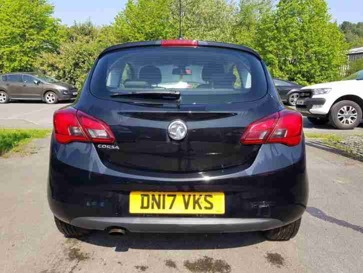 2017 17* VAUXHALL CORSA SRi VVT ecoFLEX LIGHT DAMAGED REPAIRABLE SALVAGE