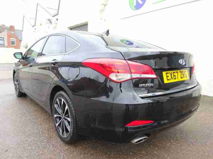 2017 67 REG HYUNDAI I40 CRDI DIESEL AUTO NEW SHAPE DAMAGED SALVAGE