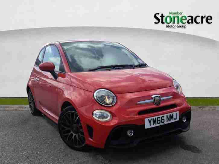 2017 Abarth 595 1.4 T Jet Hatchback 3dr