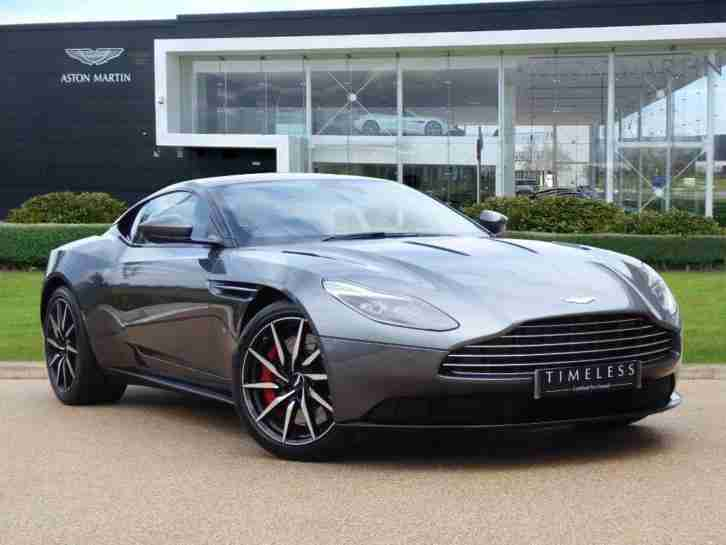 2017 DB11 5.2 V12 Coupe 2dr