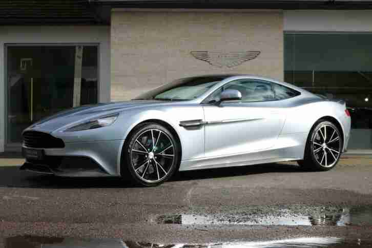 2017 Vanquish Coupe Automatic