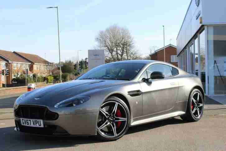 2017 Aston Martin Vantage AMR 2dr Sportshift II Automatic Petrol Coupe