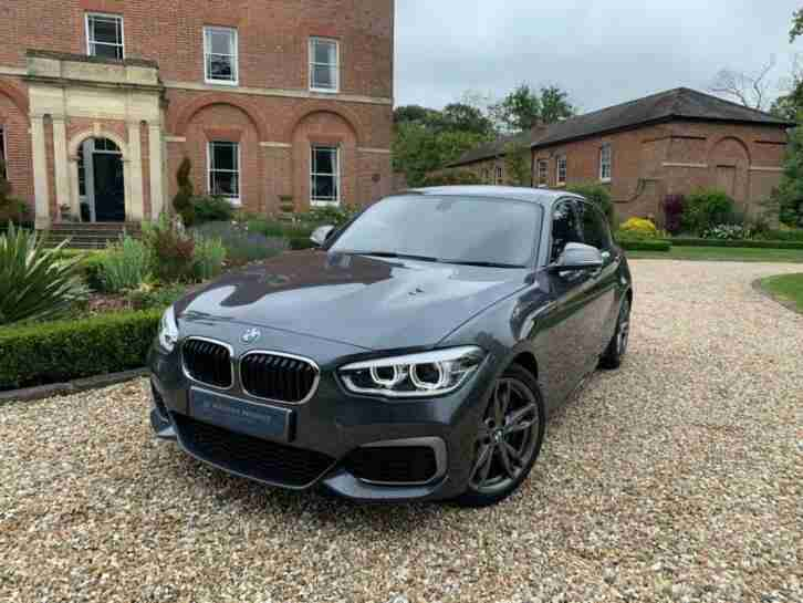 2017 BMW 1 Series 3.0 M140I 5d AUTO 335 BHP Heated Seats, Red leather