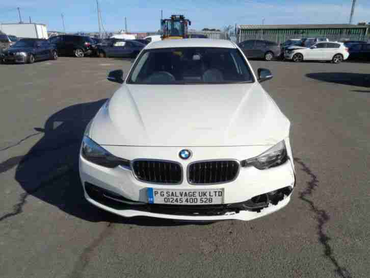 2017 320I SPORT 2.0 PETROL 6 SPEED MANUAL