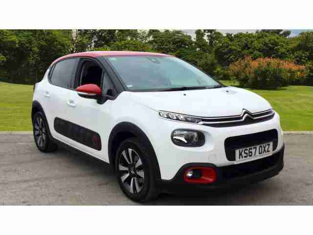 Citroen C3. Citroen car from United Kingdom