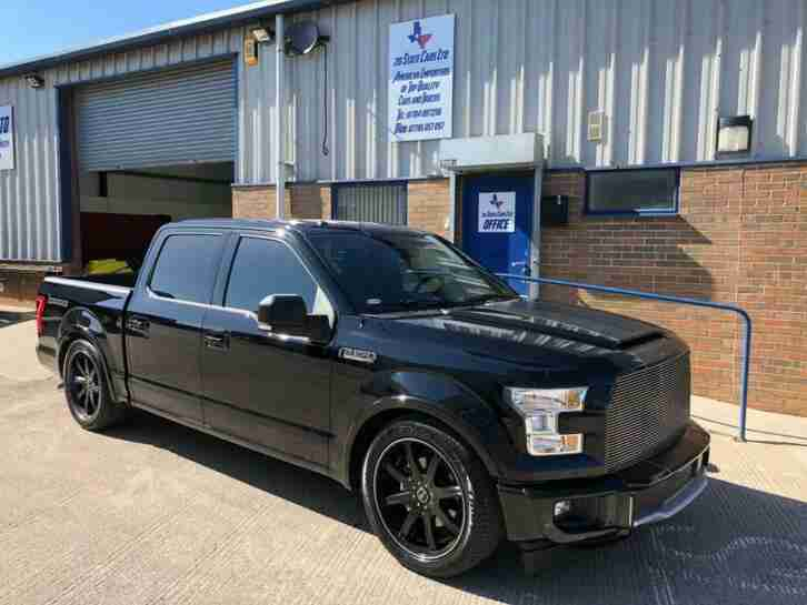 2017 Ford F 150 2.7 V6 Eco Rampage Edition , Only 1400 Miles