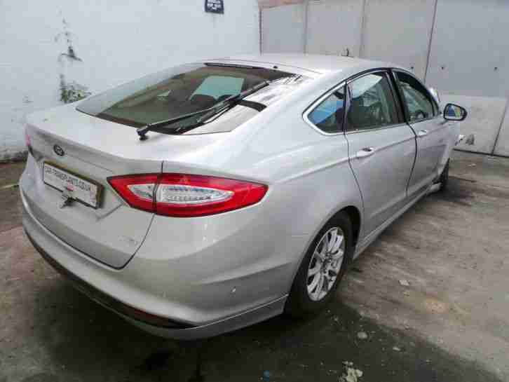 2017 Mondeo BREAKING Engine Gearbox