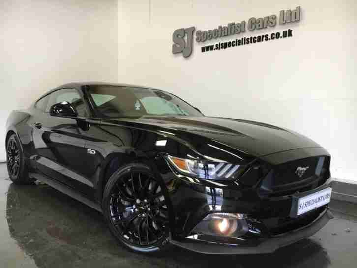 2017 Mustang Fastback GT 5.0 only 5K