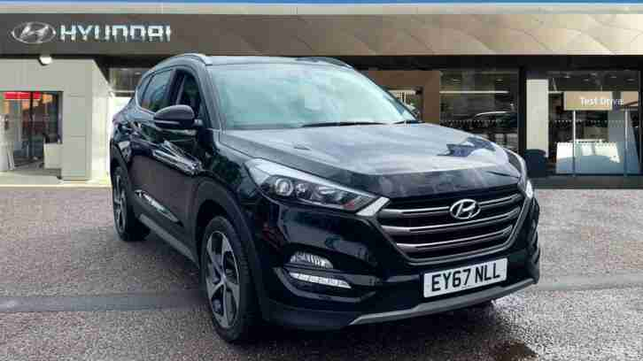 Hyundai TUCSON. Hyundai car from United Kingdom
