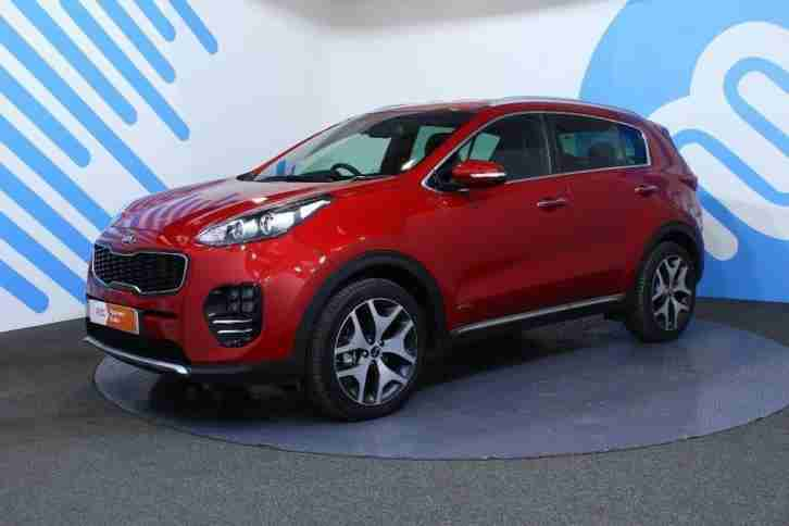 kia 2017 sportage 2 0 crdi gt line awd 5dr car for sale. Black Bedroom Furniture Sets. Home Design Ideas
