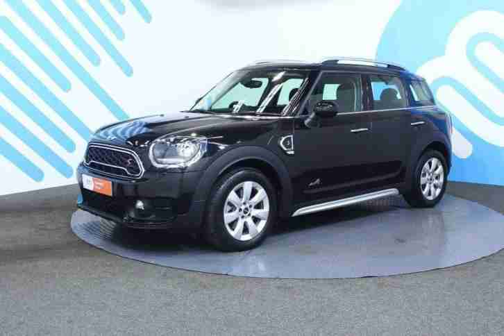 2017 MINI Countryman 2.0 TD Cooper SD (Tech) ALL4 5dr (start stop)