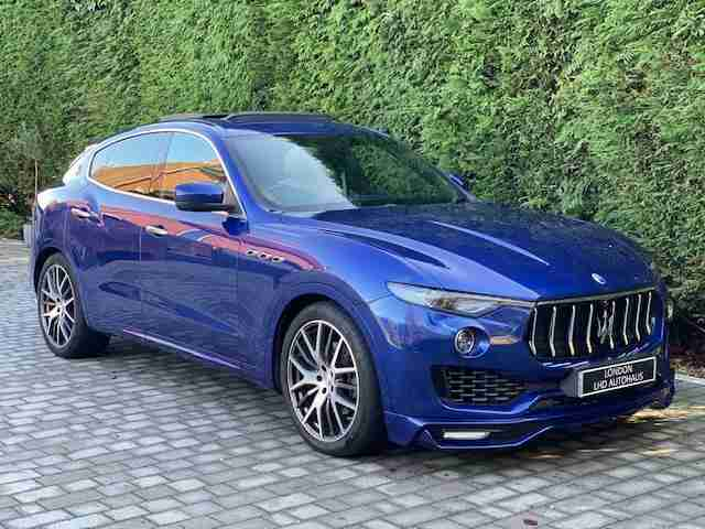 2017 Levante 3.0TD 4X4 ( Sport Pack