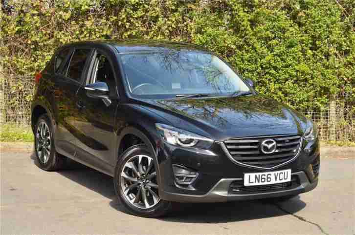 mazda 2017 cx 5 d sport nav diesel black manual car for sale. Black Bedroom Furniture Sets. Home Design Ideas
