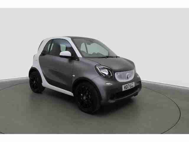 2017 fortwo Coupe 0.9 Turbo Prime Sport