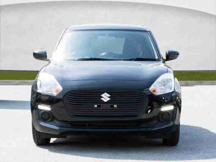 2017 Suzuki Swift 1.2 Dualjet SZ3 Hatchback 5dr Petrol Manual (98 g/km, 89