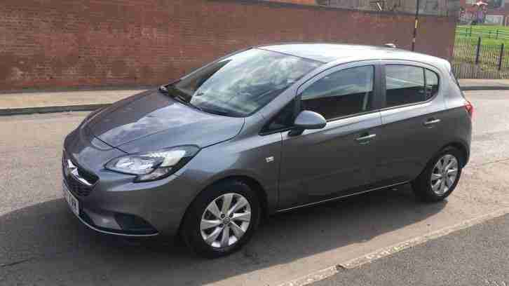 2017 VAUXHALL CORSA 1.4 DESIGN ECOFLEX (DAMAGED REPAIRED SALVAGE)